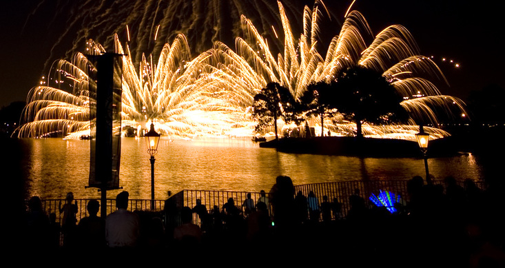 Illuminations Epcot Walt Disney World