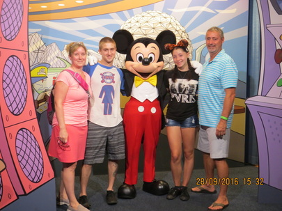recommendations for a Disney Travel Agent Ontario